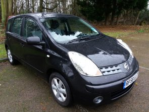 Nissan Note Acenta S