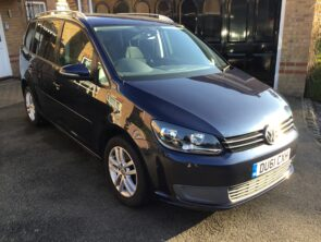 VW Touran SE TDI